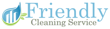 Friendly Cleaning Services Logo